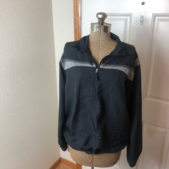 Nike Other - Nike Golf Black Jacket